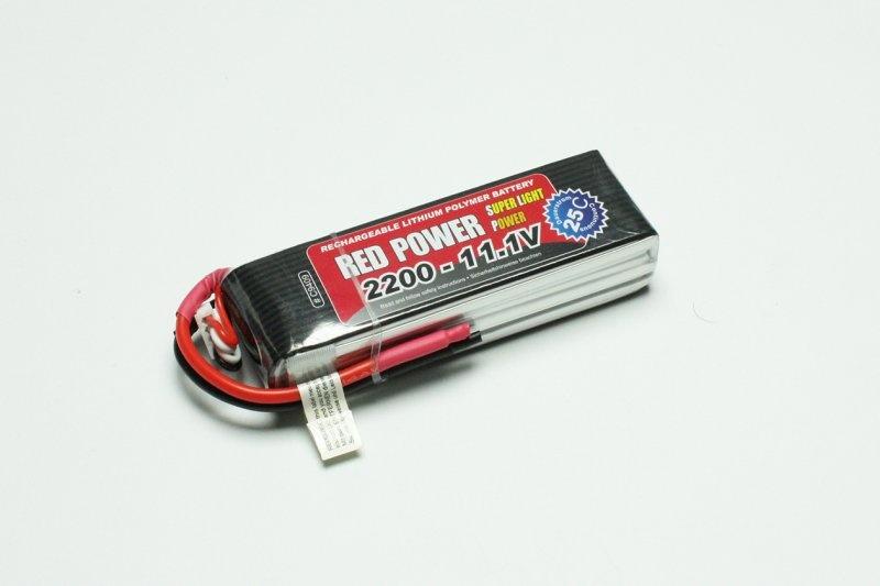 Modellbau Akku Lipo ~ Lipo akku red power slp 3s 2200mah onlineshop
