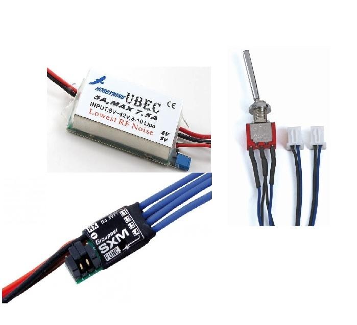 RC-Zubehör / Elektronik
