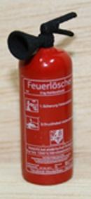 TMV CO2 Feuerlöscher Kurz 5KG 1:14 Fertig Rot DE