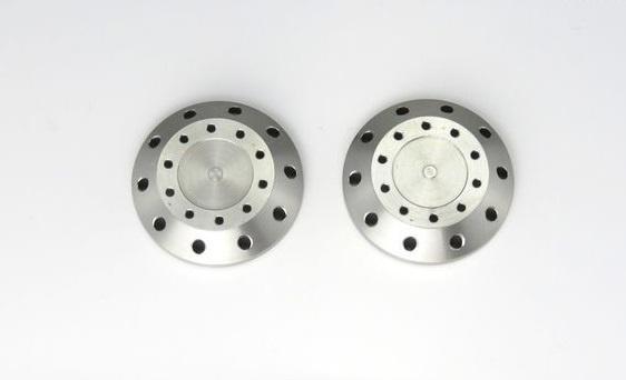 Aluminium - Radkappen f. Vorderachse