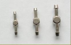 Gerade Tülle 1,5mm (Schlauchverbinder)