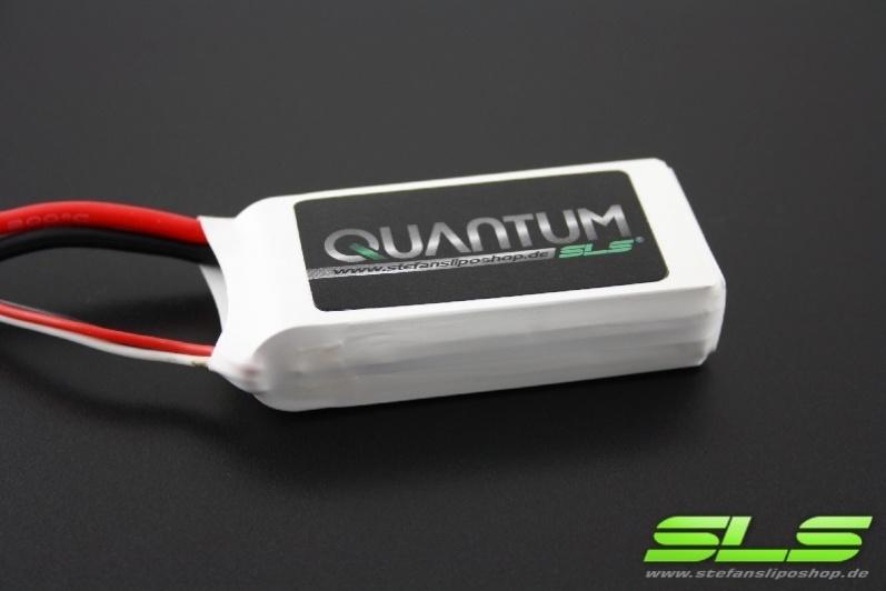 SLS Quantum 500mAh 2S1P 7,4V 30C/60C