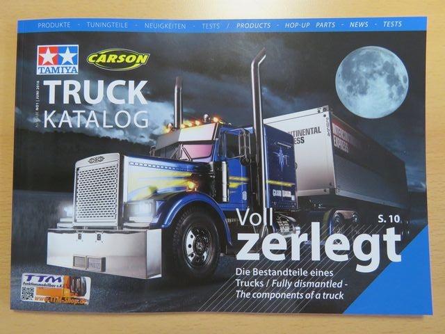 Truck-Katalog 01/2016 TAMIYA/CARSON