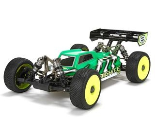 TLR 8IGHT-E 4.0 Kit 1/8 4WD Electric Buggy