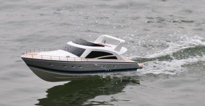 ATLANTIC Motoryacht OBL Brushless RTR 2.4GHz
