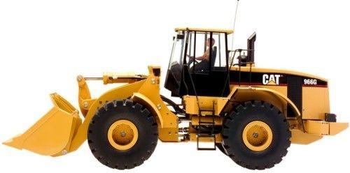 Komplettbausatz CAT 966G II