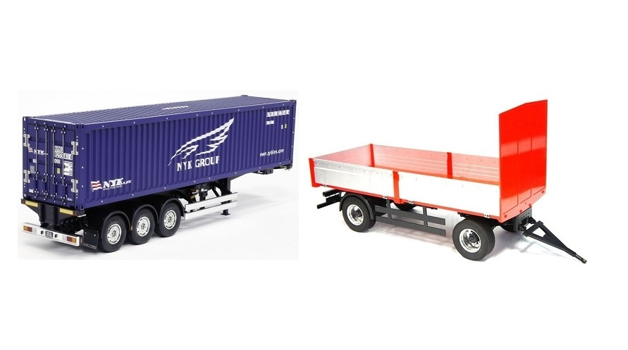 1:14 RC 40ft.Container Auflieger NYK 300056330
