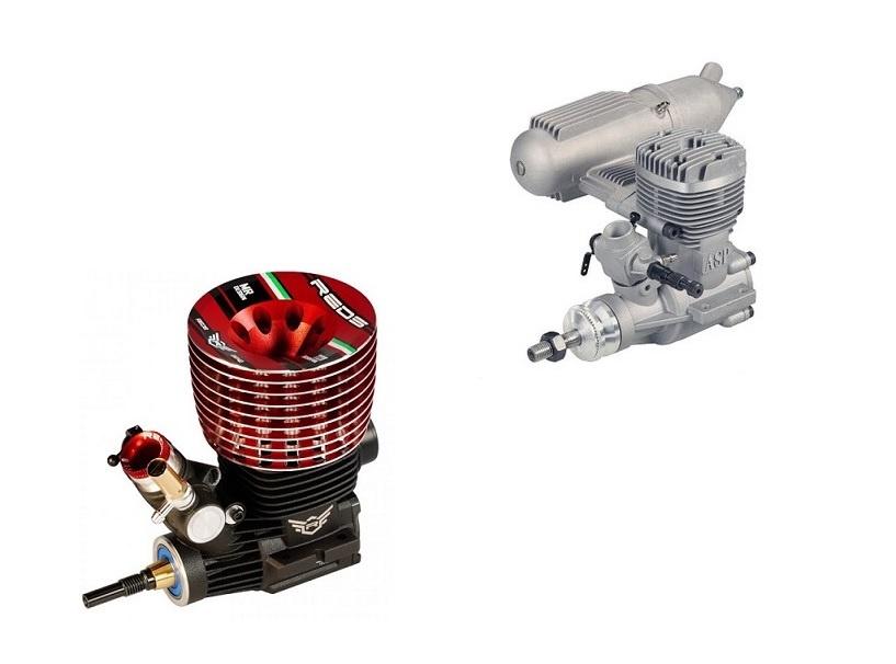 Nitro / Verbrennungsmotoren