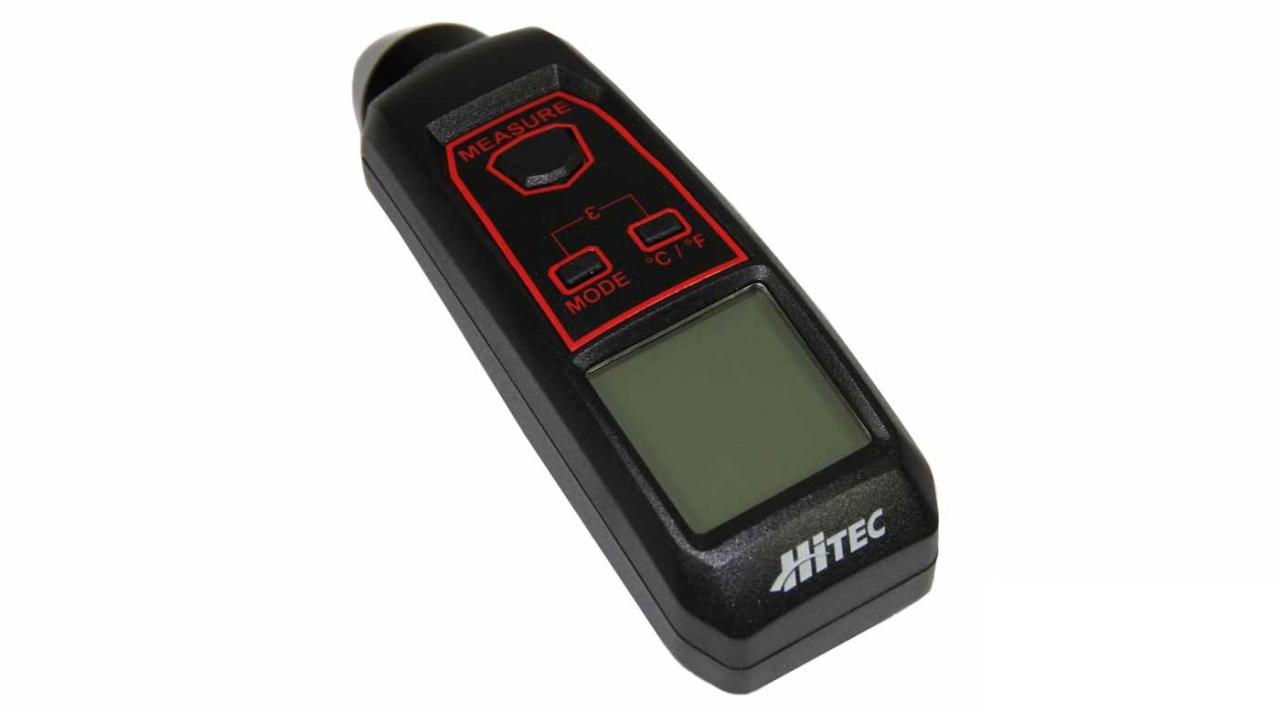 Hitec Infrarot Thermometer, 118340