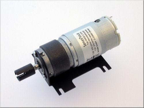 Motorhalter UAT2 für GM32 Antriebe in Tamiya-Modellen