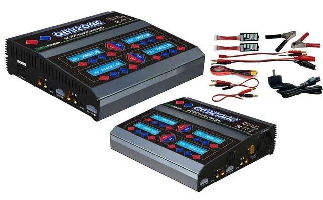 Vierfachlader Q6320 4x80Watt