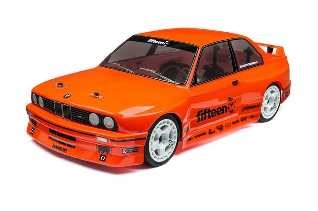 RS4 Sport 3 RTR mit BMW M3 E30 Karosserie