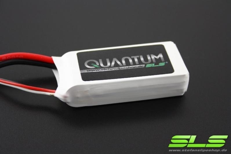 SLS Quantum 1300mAh 2S1P 7,4V 30C/60C