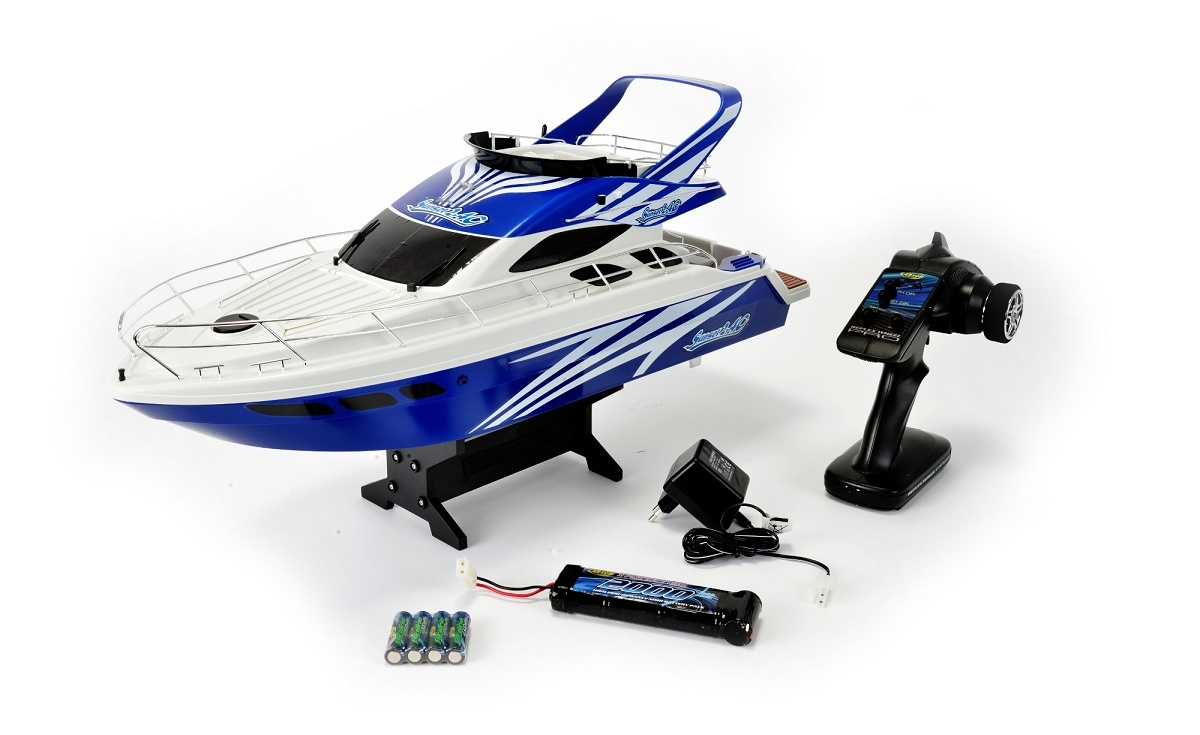 RC-Motoryacht SUNSET 2.4G 100% RTR 500108013