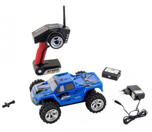 Mini Monster Truck Master Junior 1:18 ,7070B