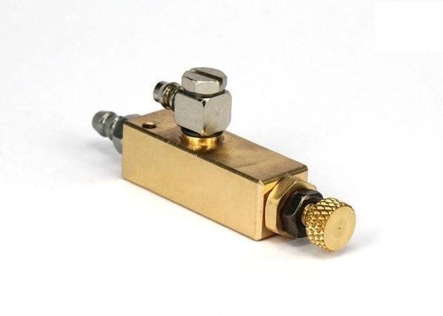 Druckbegrenzer Ventil (DBV) für 4mm Schlauch