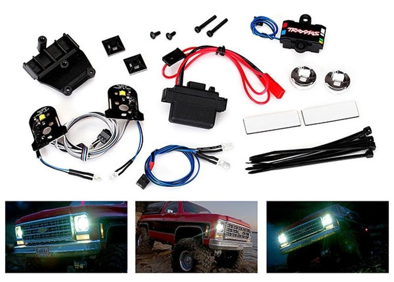 Lichter-Set Chevy Blazer komplett mit Power Supply für 8130