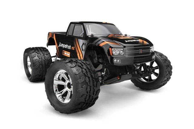 JumpShot MT RTR 1/10 2WD Monster-Truck