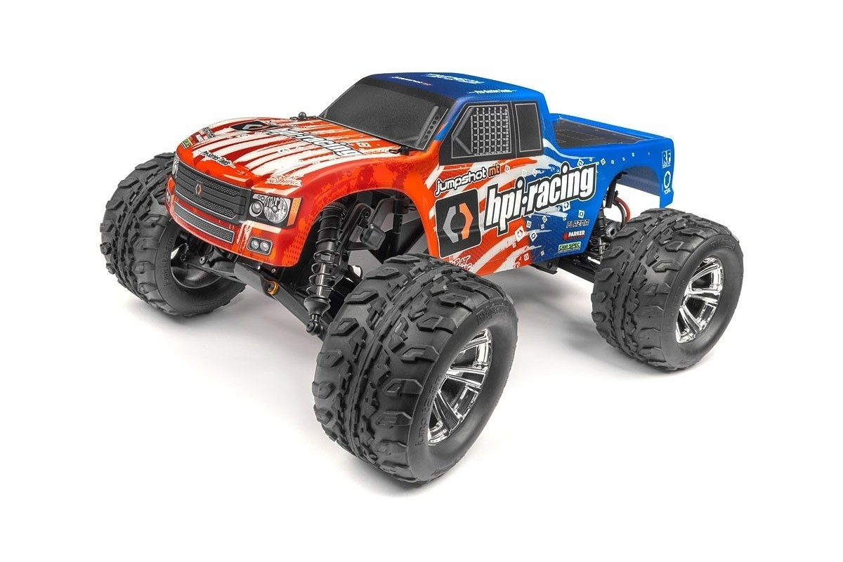 JUMPSHOT MT V2 1/10 2WD RTR Monster Truck