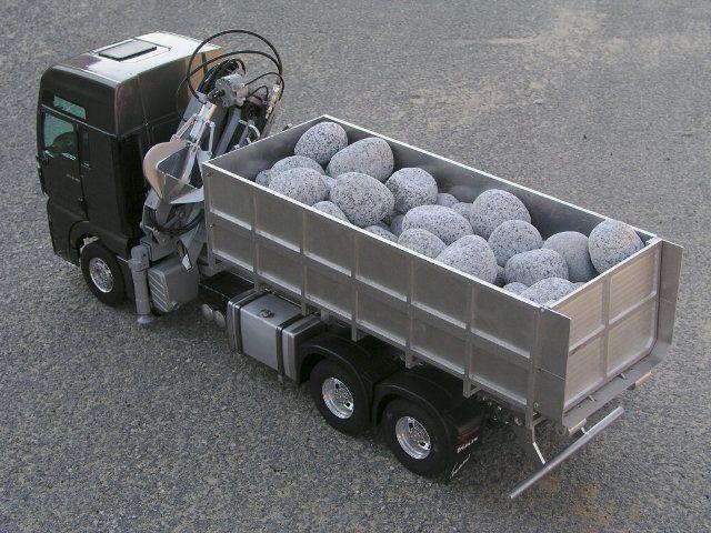 Abrollaufbau Bausatz mit Hilfszyl. WEDICO