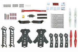 3D COPTER ALPHA 300QChassis B