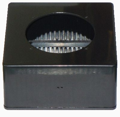 Kunststoffgehäuse für Lautsprecher LS-4R-25W-90