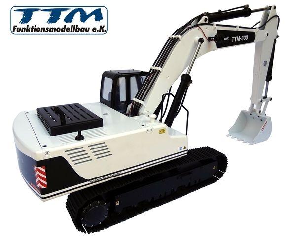 TTM excavator