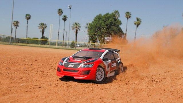 Losi Mini Rally RTR :1/14 4WD Rally INT