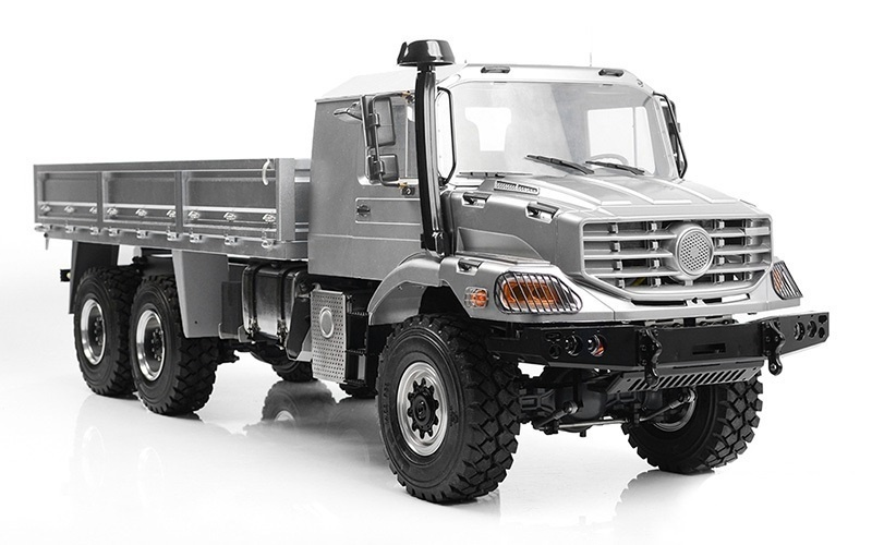 1:14 Zetros 6x6 Truck