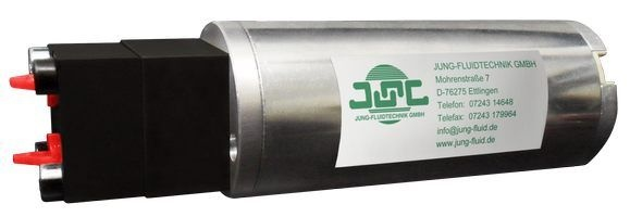 Jung Motorpumpe mit Motor 12V 40W 0-20Bar 0,5-0,8l/min M5