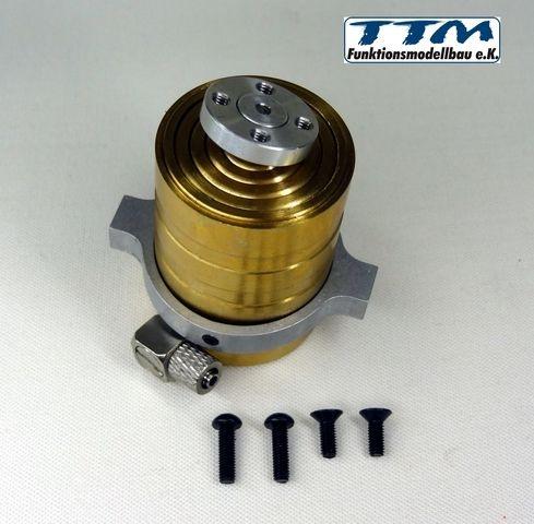 Hydraulik-Teleskopzylinder aus LKW ttm400 37mm