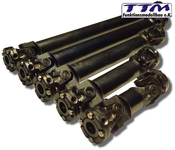 Kardanwelle 145-175mm Metall für zb. Tamiya LKW