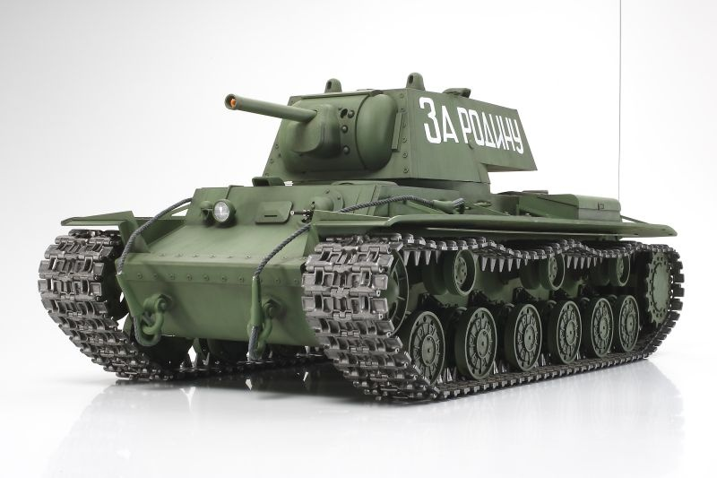 1:16 RC Russ. KPz KV-1 Full Option