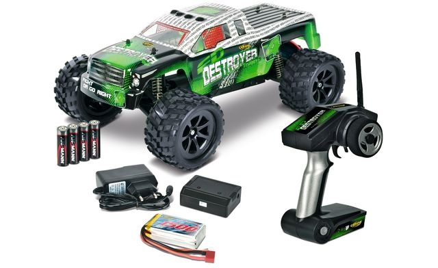 1:12 FD Destroyer Truggy 2.4G 100% RTR