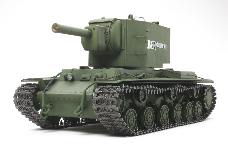 1:16 RC Russ. KPz KV-2 Gigant Full Optio