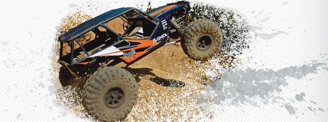 Axial Wraith Rock R.4WD KIT 1