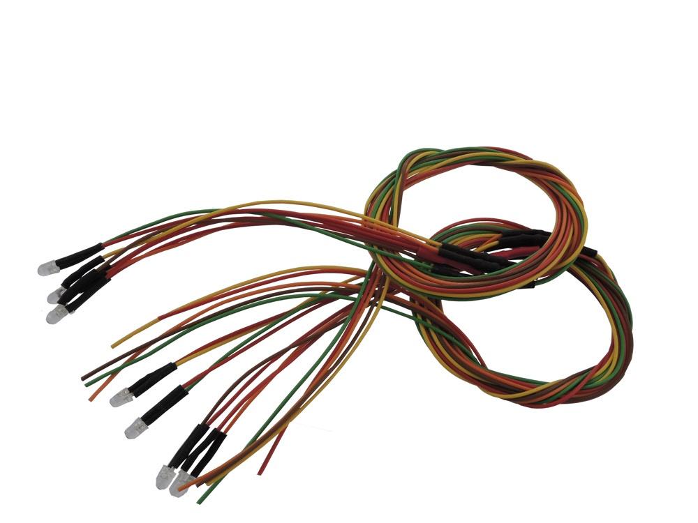 Servonaut L312H LED-Kabelbaumset 12V hinten