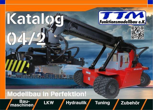 TTM-Katalog 04/2 - LKW-Modellbau auf 74 Seiten!