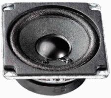 Lautsprecher LS-4R-10W-50, 4 Ohm, 10 Watt, 50x50mm
