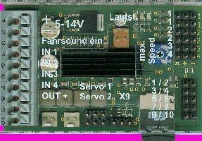 Soundmodul USM-RC-2 mit DVD-ROM und Bedienungsanleitung