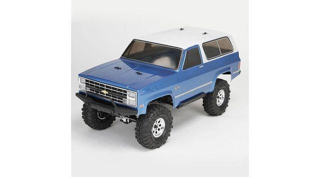 Vaterra 1986 Chevrolet K-5 Blazer 1/10 4WD Ascender Kit