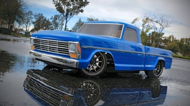 Vaterra 1968 Ford F-100 Pick Up Truck V100-S 1:10 RTR INT