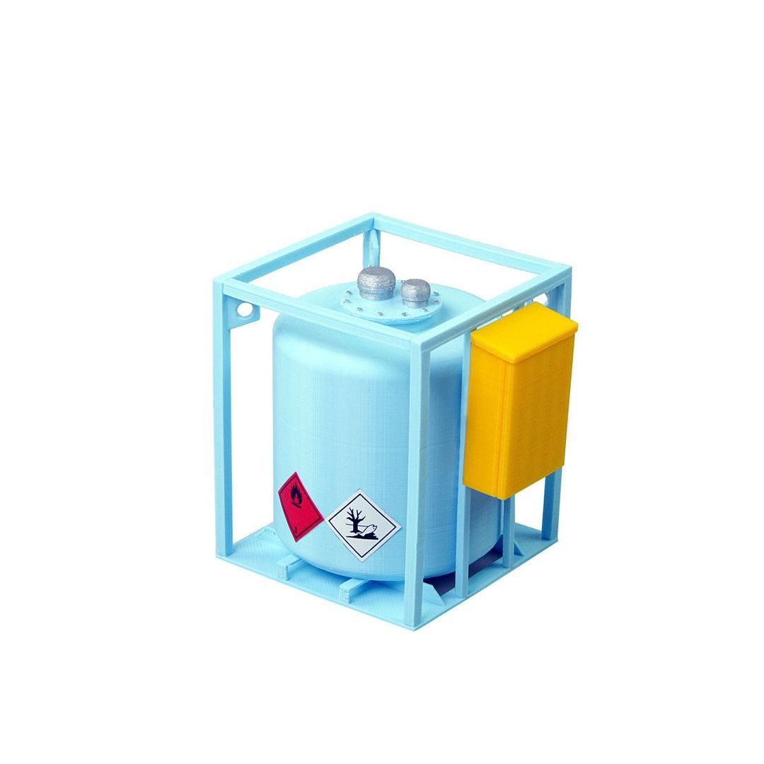 mobile Tankanlage Bausatz