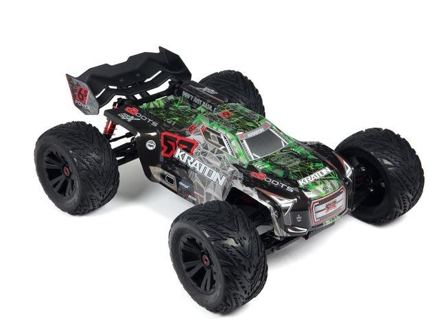 ARRMA KRATON 6Sv2 4WD RTR grün