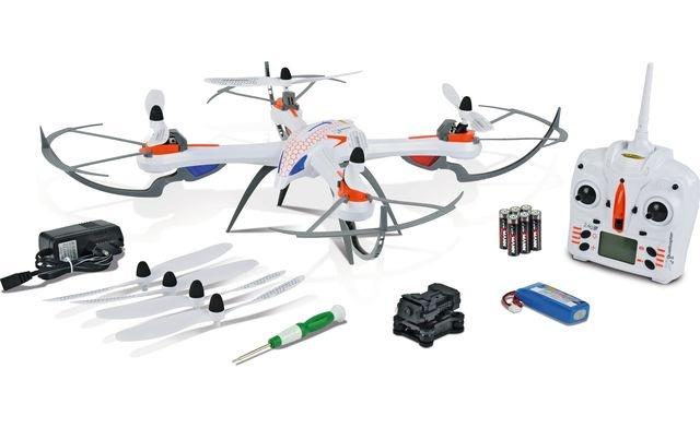 X4 Quadcopter 550 SPY 2.4G 100% RTF