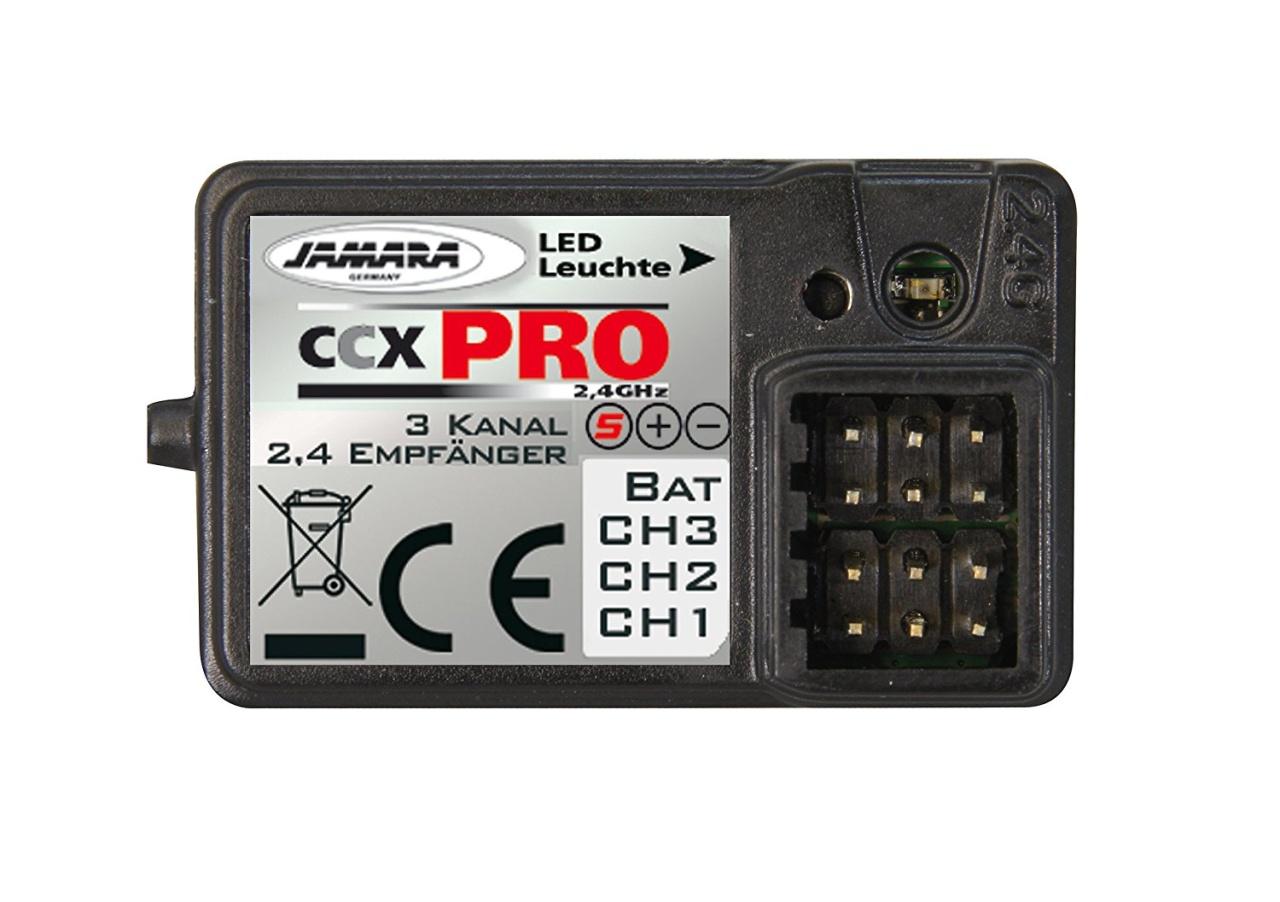 Empfänger CCX 2.4 GHz Pro  *061185