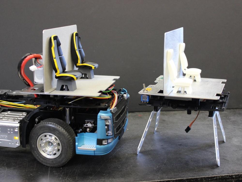 INTAV Inneneinrichtung Volvo FH16