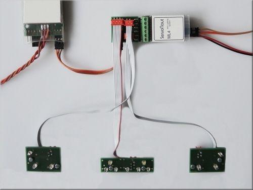 GMKLicht LED Platinensatz für Großmuldenkipper