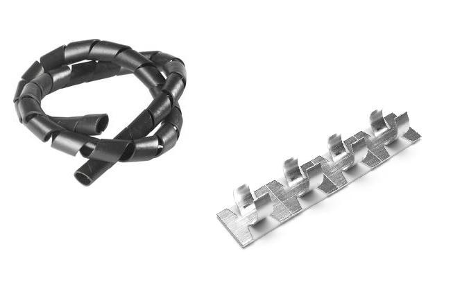 Kabelschutz/Befestigung