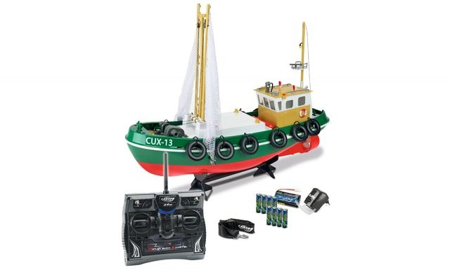 RC-Fischkutter Cux-13 2.4G 100% RTR